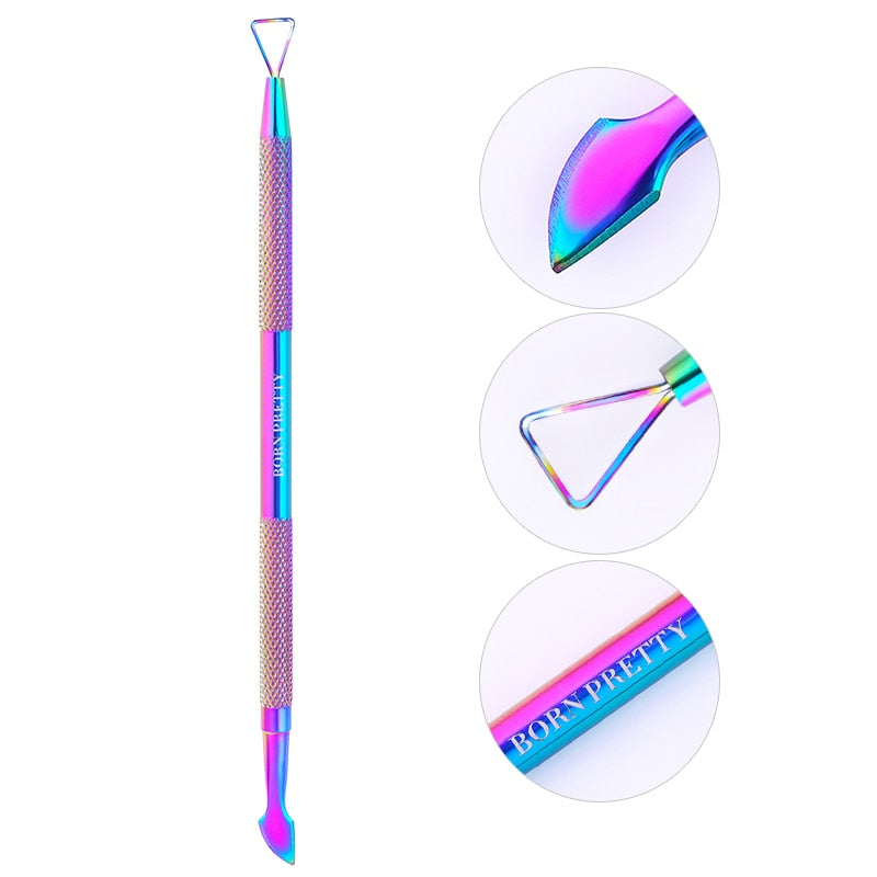 Rainbow Nail Remover & Styler Set - Ylime