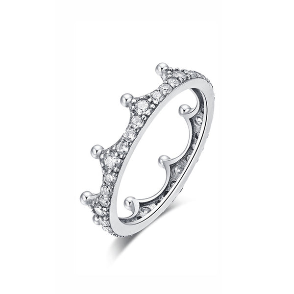 Silver Enchanted Women Vintage Ring - Ylime