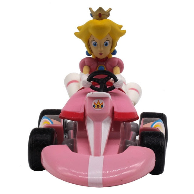 Super Mario Kart toad toy - Ylime