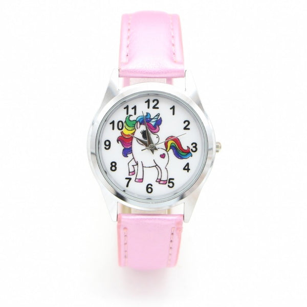 Unicorn kids Watches Quartz Boy Girl - Ylime