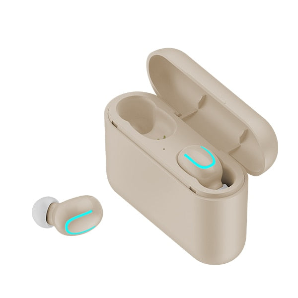 Fitness 5.0 Bluetooth Handsfree Wireless Earbuds - Ylime