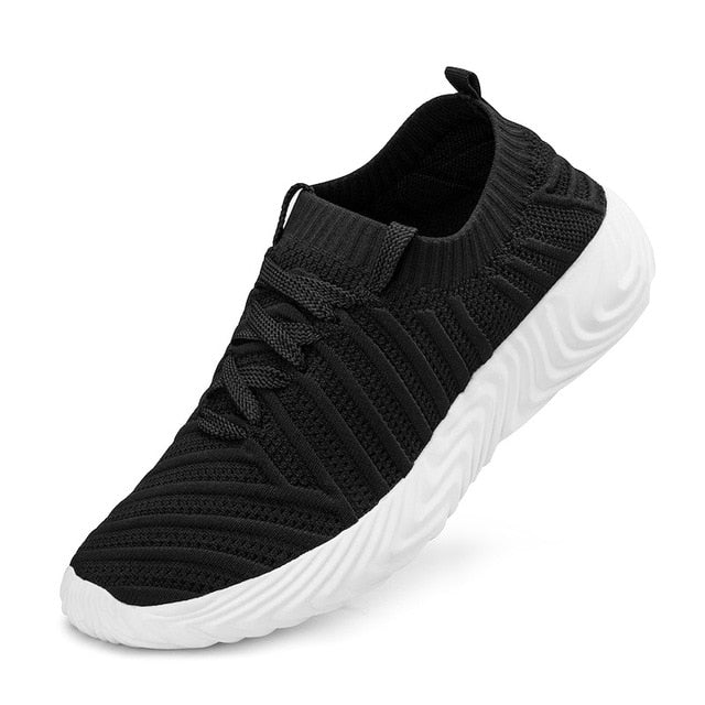Unisex Comfortable Breathable Running Shoes Outdoor Jogging Walking Lightweight Shoes - Ylime
