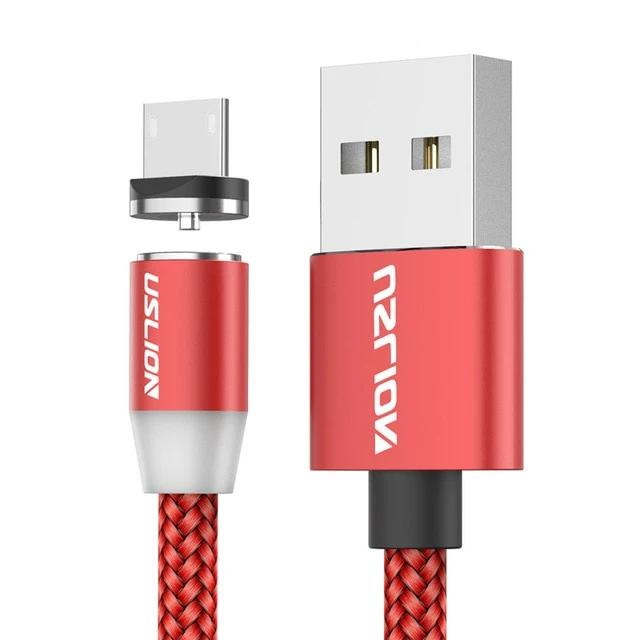 Magnetic USB Fast Charging Cable - Ylime