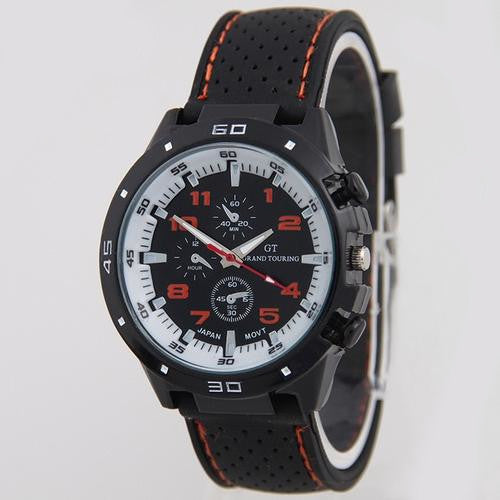 Top Luxury Quartz Watch Men Sports Wrist Watches - Ylime