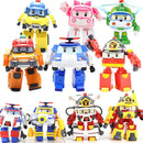 Robocar Toys Transformation Anime Action Figure Super Wings Poli Toys For Children - Ylime