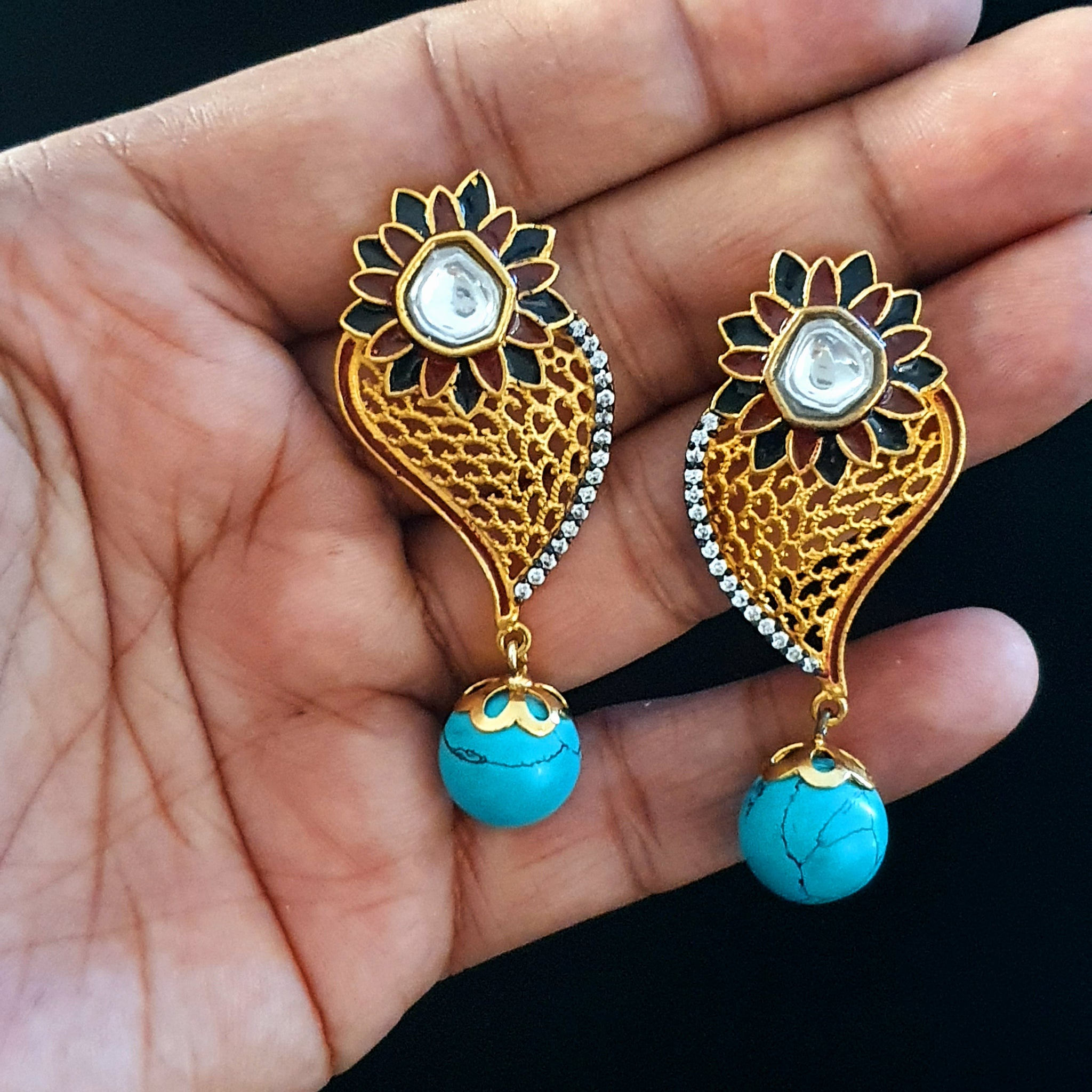 Designer Traditional Earring