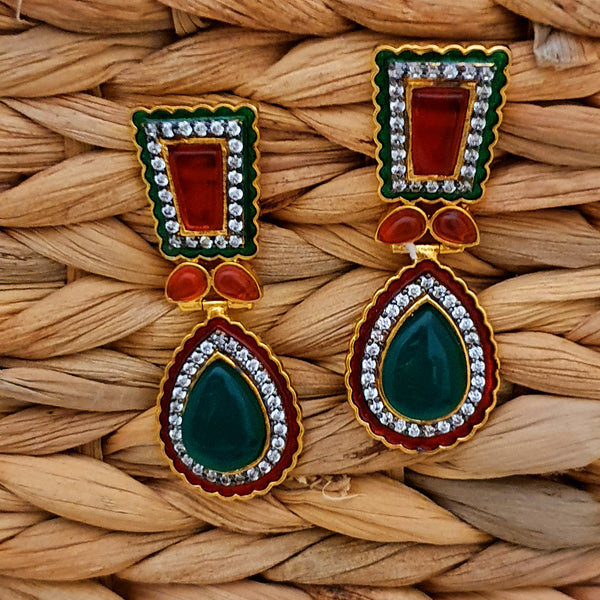 Designer Fusion Earrings