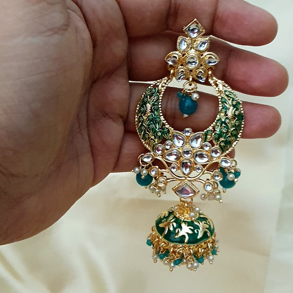 Fashion Indian Jewellery – (Pink, Green , Blue)