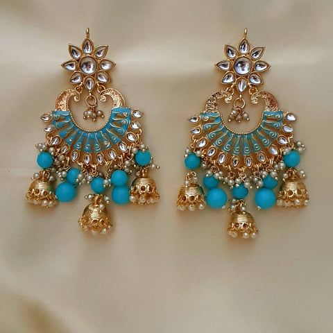Fashion Indian Jewellery – (Green , Orange , Red , Blue)
