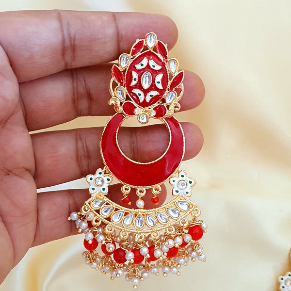 Fashion Indian Jewellery – (Green , Blue, Pink , Red)