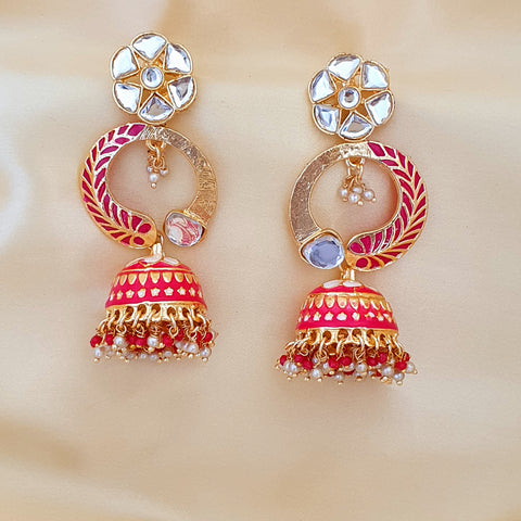 Fashion Indian Jewellery – (Pink, Yellow, Green, black, blue)