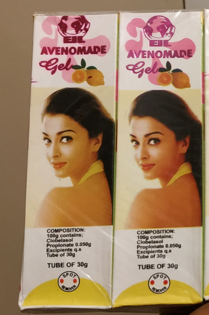 1 Pack Avenomade Lightening Gel