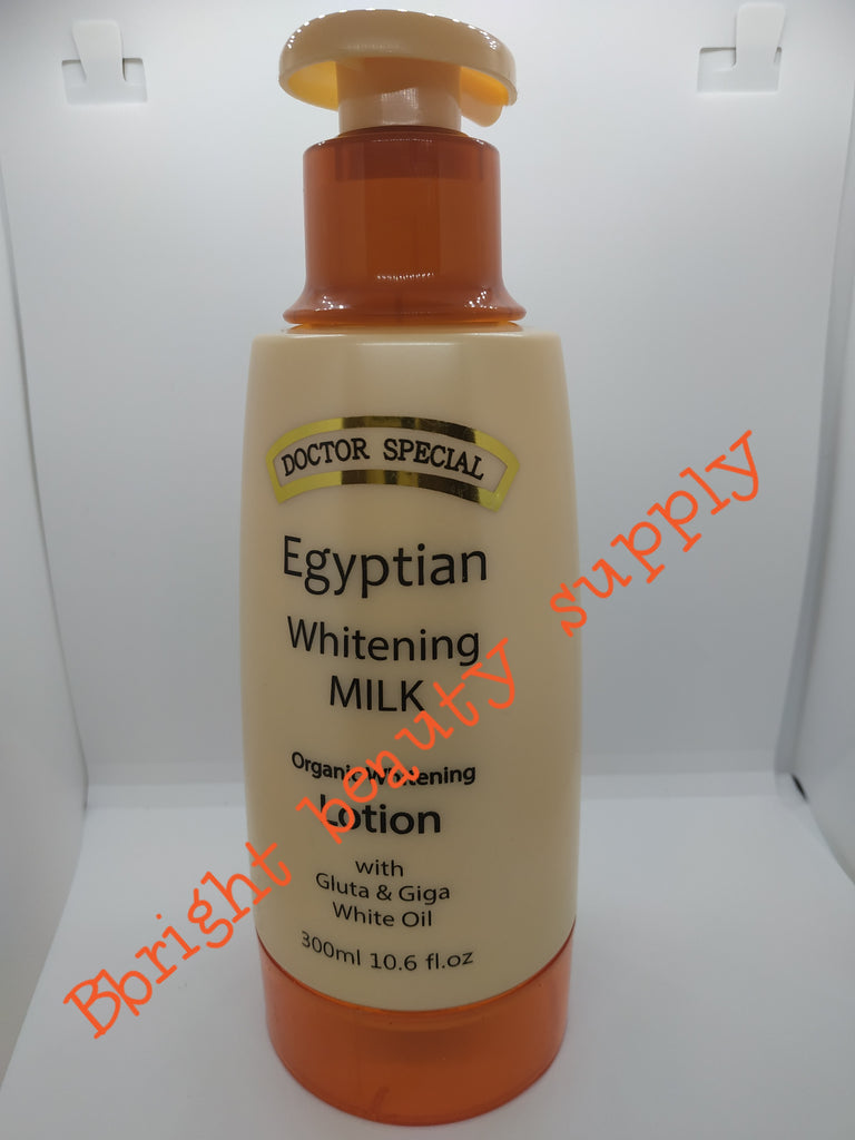 Doctor Special Egyptian Whitening Milk Organic Whitening Lotion 300ml