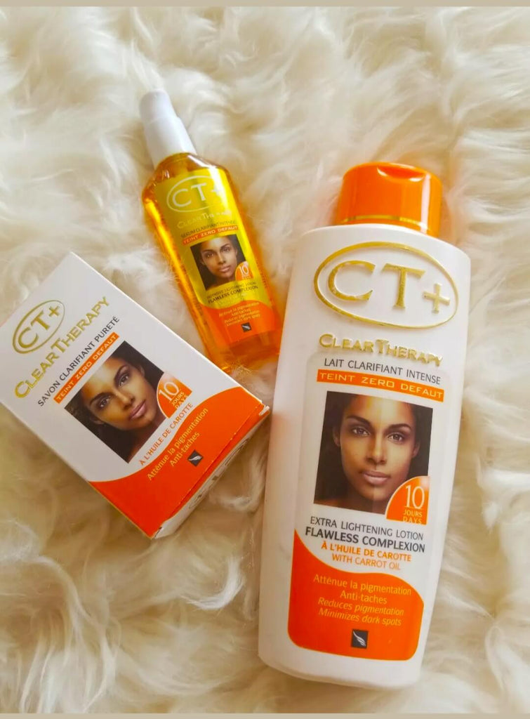 CT+Clear Therapy Extra Lightening Lotion 250ml Set