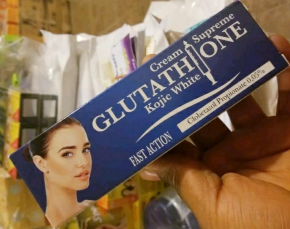 Glutathione Injection Kojic White Fast Action Tube Cream