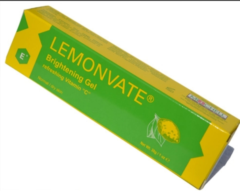 Lemonvate brightening gel