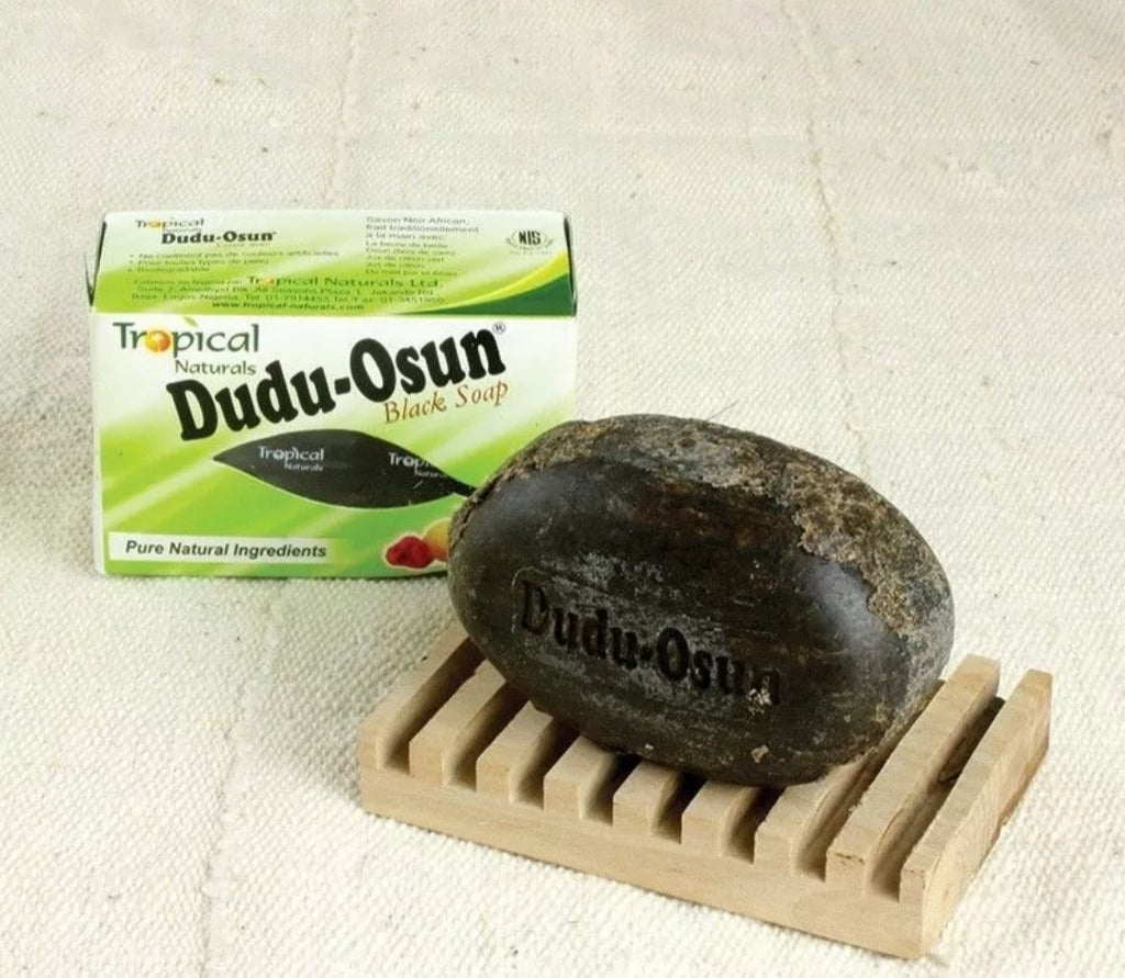 Tropical Dudu Osun African black soap