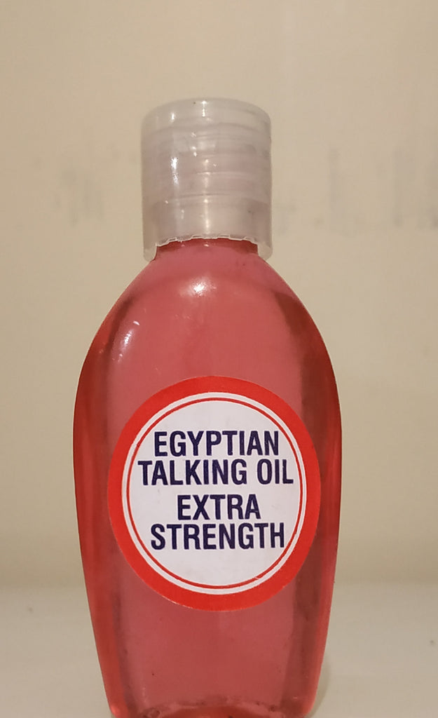 Egyptian talking Extra Strength Whitening & Glowing oil