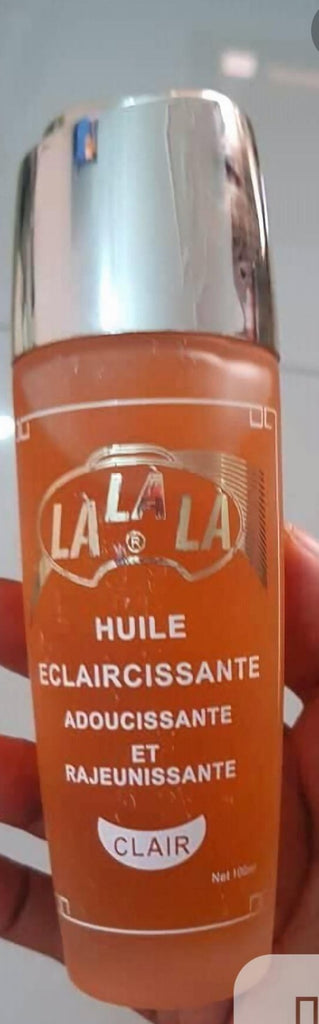 Lalala Huile Eclaircissante Lightening Cleanser (Orange)
