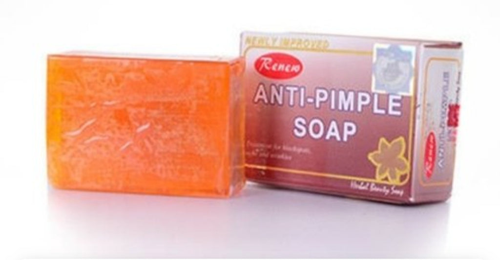 Newly improved Renew Anti pimples Soap 135g