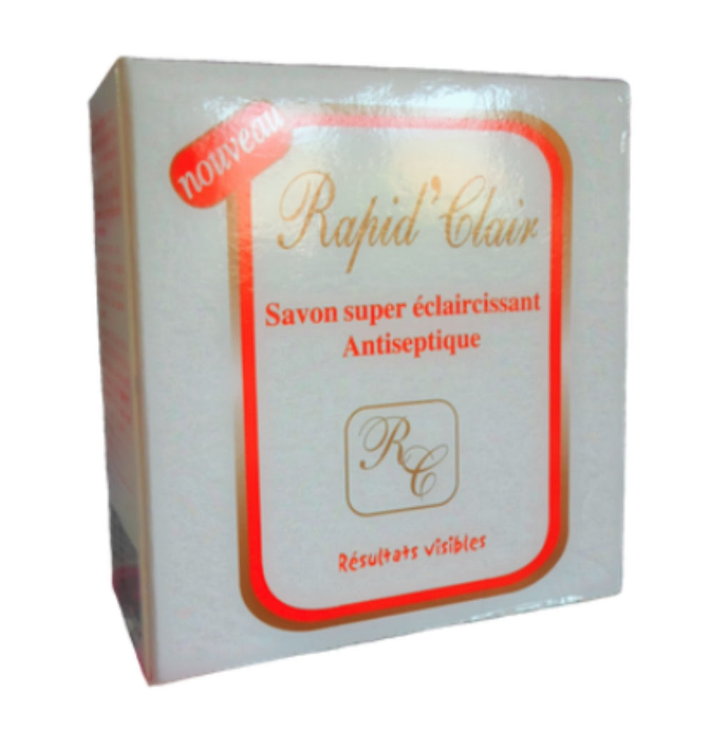 Rapid Clair Super Lightening Antiseptic Soap 100g
