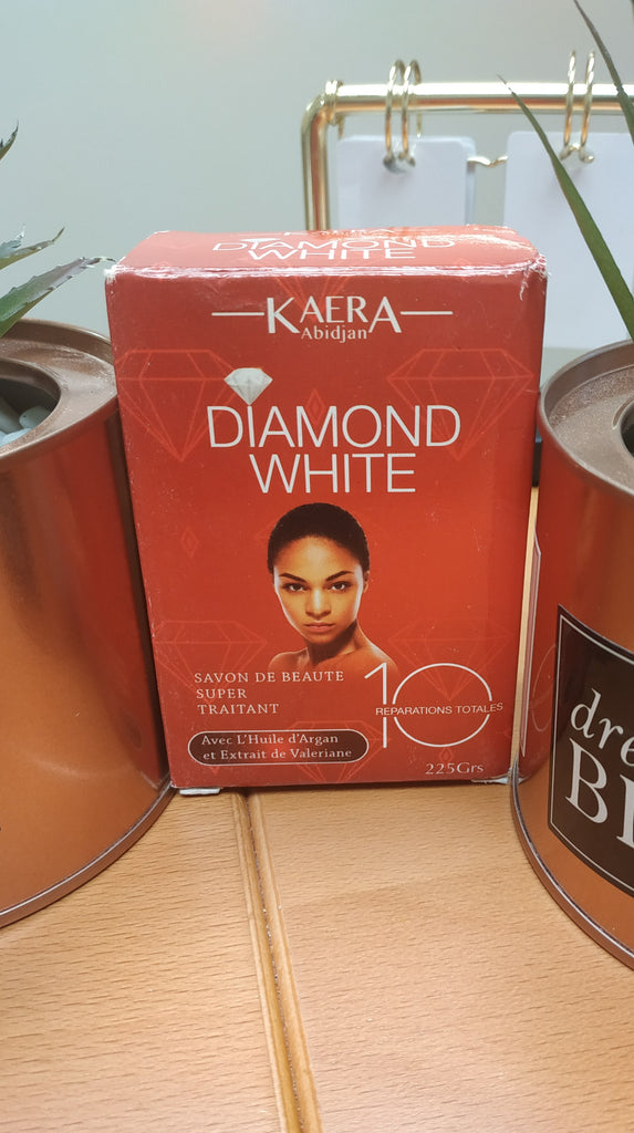 Diamond White Super Treatment Beauty Soap 225g