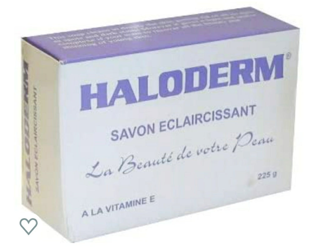 Haloderm Lightening Soap 225g