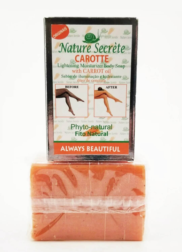 Nature Secret Lightening Exfoliating Body And Face Soap 350g
