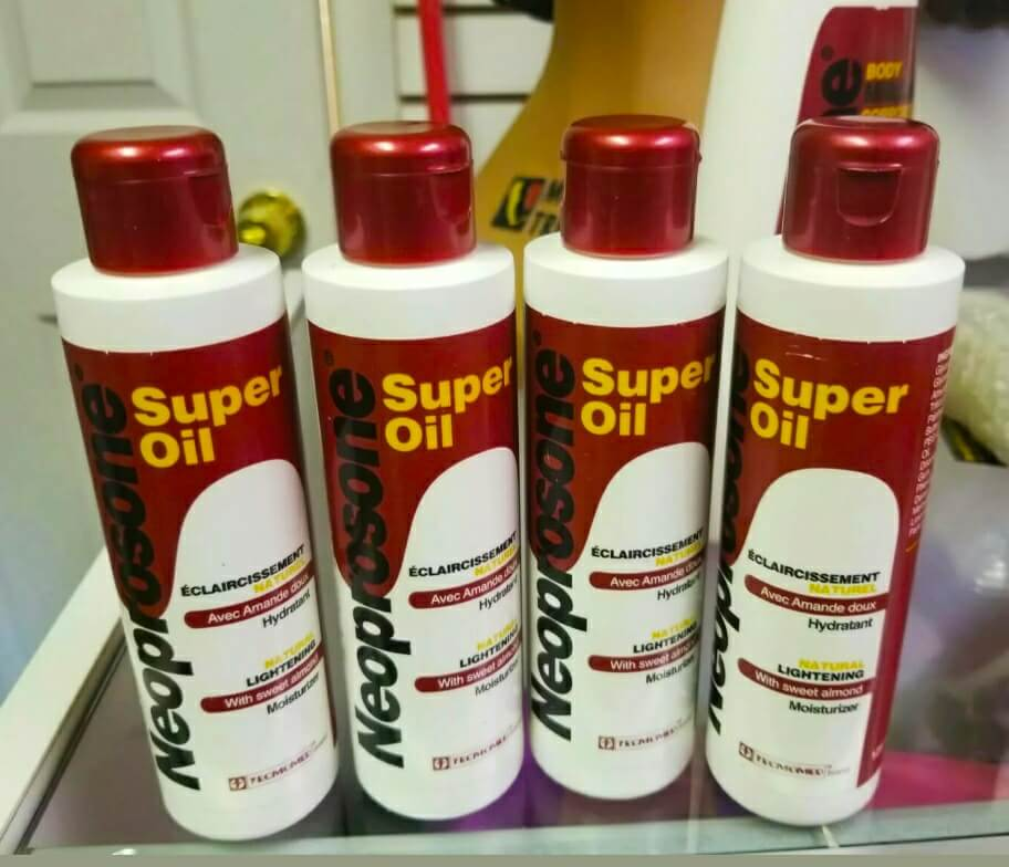 Neoprosone Super Oil