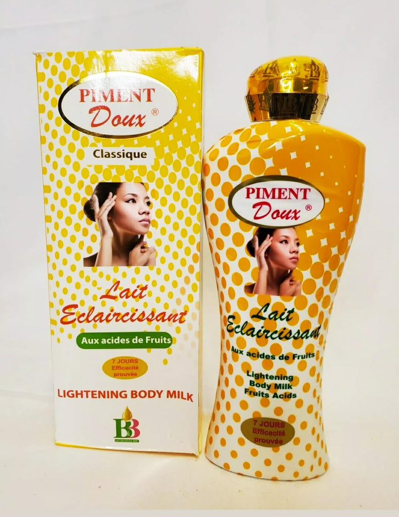Piment Doux Classique Lightening Body Milk