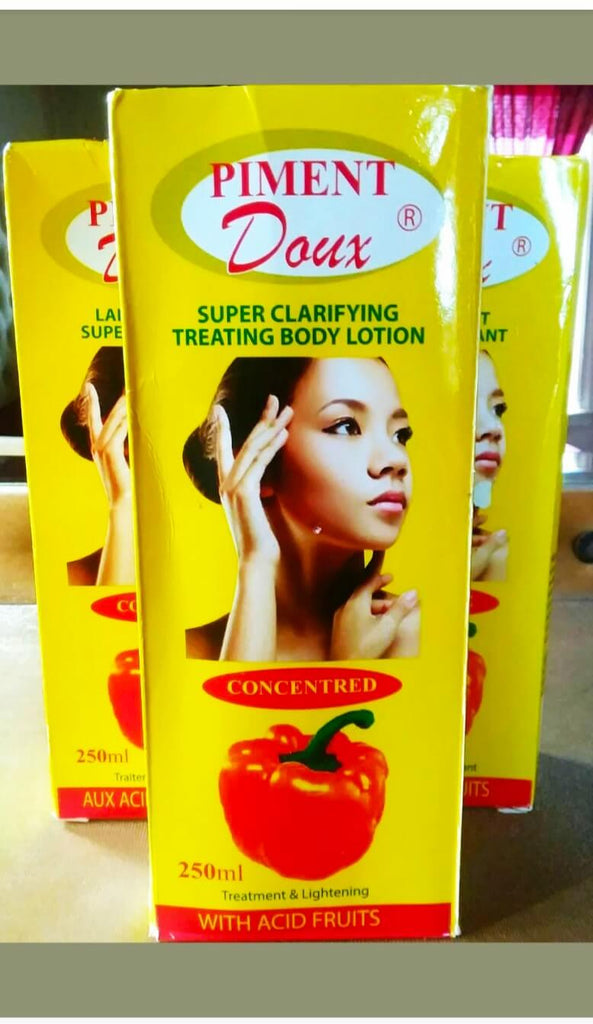 Piment Doux Plus Super Clarifying Treating Body Lotion 250ml