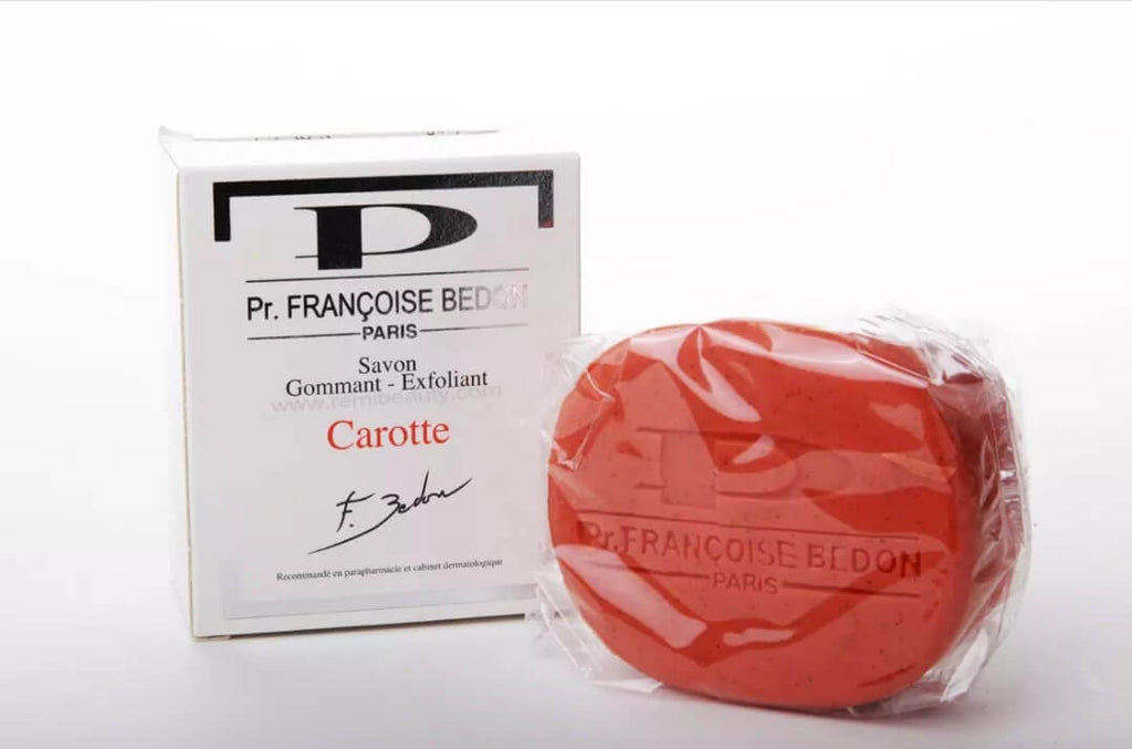 Pr Francoise Bedon Soap With Carrot Extract