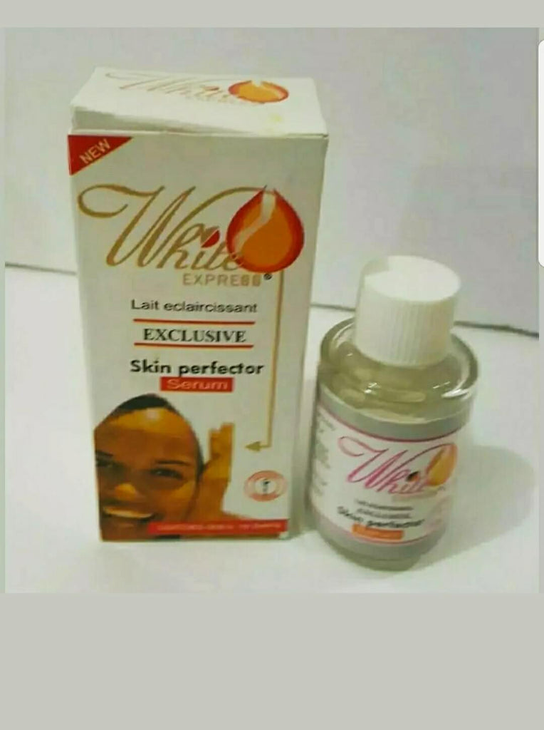 White Express Exclusive Skin Perfector Serum Lightened Skin in 10 Days