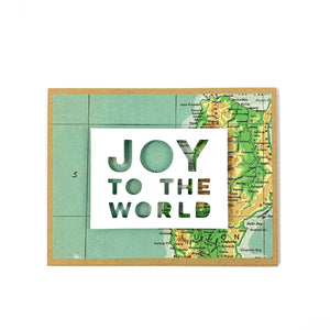 Joy to the World Box of 5 Cards