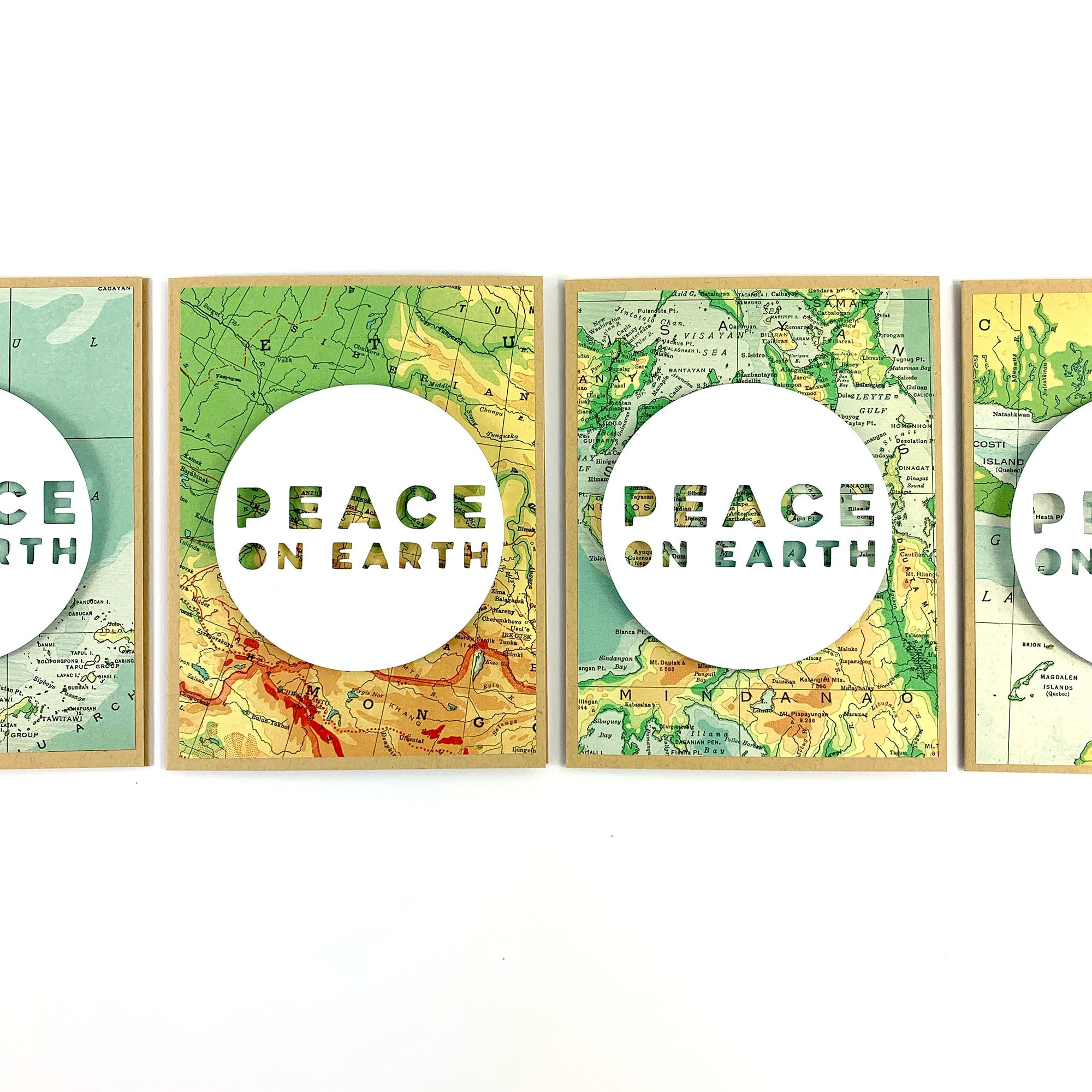 Peace on Earth Box of 5 Cards