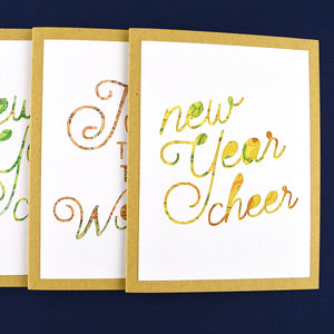 New Year Cheer Box of 5