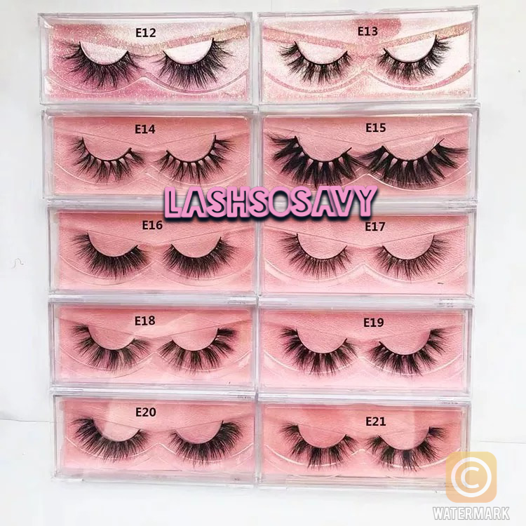 3D WHOLESALE (HOLOGRAPHIC/PINK BOXES INCLUDED)