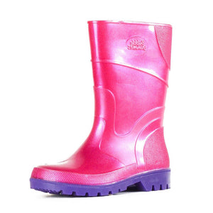 Load image into Gallery viewer, CALF GUMBOOTS - PINK