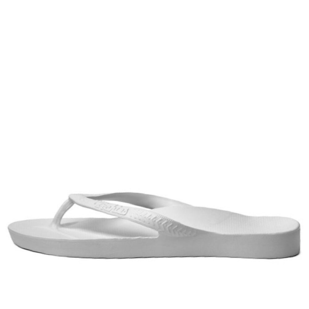 ARCHIE THONGS - WHITE