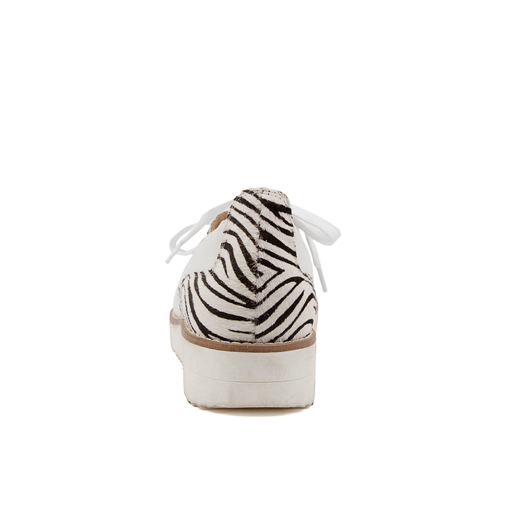 ORANGES TOPEND - BLACK WHITE ZEBRA