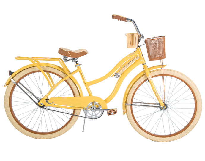 "26"" Huffy Women's Nel Lusso Cruiser Bike, Banana Review"