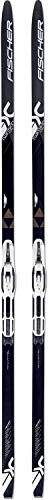 Fischer Twin Skin Power EF Mens XC Skis 194 w/Tour Step-in IFP Bindings