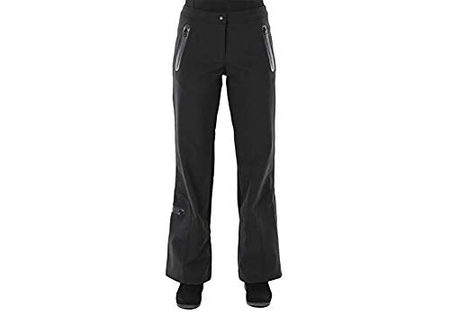 Boulder Gear Women's Tech W/B Softshell Pant, Black, 4