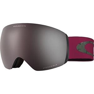 Oakley OO7064-04 Flight Deck XM Eyewear, Rhone Camo, Prizm Black Iridium Lens