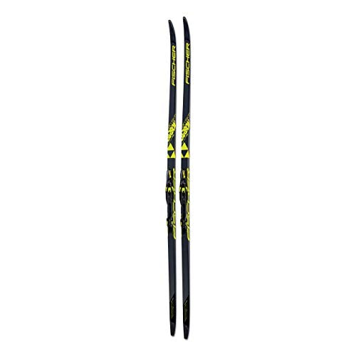 Fischer Twin Skin Carbon IFP Classic Skis - 192cm Soft - One Color