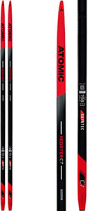 Atomic Redster C7 Skintec X-Hard XC Skis Mens Sz 207cm Red