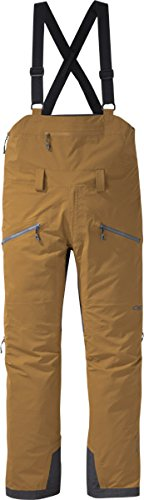 Outdoor Research Hemispheres Bib Pants ochre L