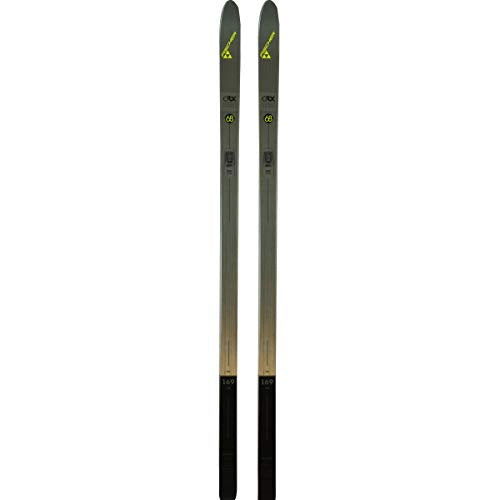 Fischer Outback 68 Crown Cross Country Skis - 179cm - Gray/Black