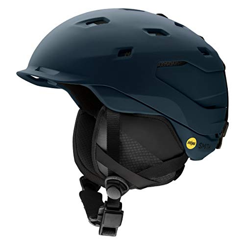 Smith Optics Quantum-Mips Adult Ski Snowmobile Helmet - Matte Petrol/Small