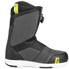 Load image into Gallery viewer, Nidecker Ranger Men's Snowboard Boot Size 8.5 (Black)
